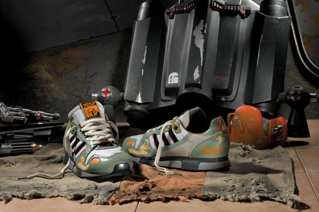 Star Wars x adidas Originals 2010 Fall Winter Collection  b3d460b4ca